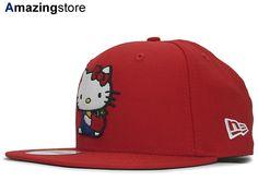 Pink w White Hello Kitty New Era Hat. See more. Cap s f6f3dbe6224