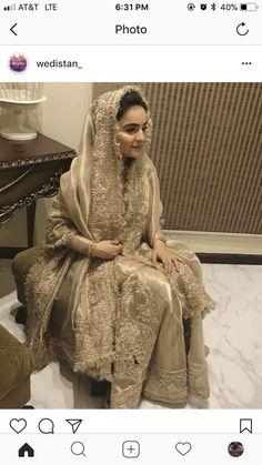 Asian Wedding Dress, Pakistani Formal Dresses, Pakistani Wedding Outfits, Indian Bridal Wear, Wedding Dresses For Girls, Pakistani Wedding Dresses, Pakistani Dress Design, Bridal Outfits, Indian Dresses