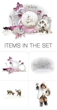 """""""Winter☃️"""" by ragnh-mjos ❤ liked on Polyvore featuring art"""