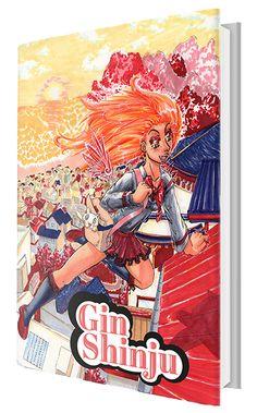 Gin Shinju volume 1 - Manga e-book English Drama, Manga Covers, Themes Themes, Gin, Sci Fi, Romance, Cosplay, Books, Anime