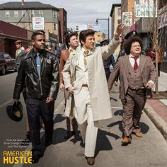 Jeremy Renner stars as Carmine Polito, the passionate, volatile, New Jersey political operator caught between the con-artists and Feds in #AmericanHustle. Now playing in theaters everywhere >> http://www.fandango.com/americanhustle_164469/movieoverview