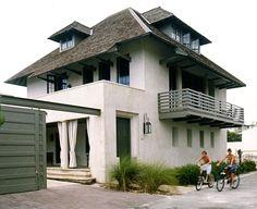 Rosemary Beach, Alys Beach, etc, FL 32459 Roof Design, Exterior Design, House Design, Exterior Colors, Beautiful Home Gardens, Beautiful Homes, Stewart, Beautiful Buildings, Coastal Living