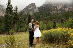 Mt. Charleston Weddings - Scenic Las Vegas is my dream place to get married