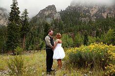 Mt. Charleston Weddings - Scenic Las Vegas is my dream place to get married