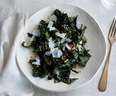 Recipes: True Food Kitchen's Tuscan Kale Salad