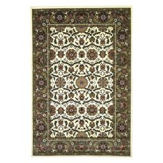 KAS Rugs Cambridge 730 Floral Agra Area Rug Machine-made of 100% polypropylene. Striking classic theme. Made in China. Your choice of rug size and color. Note: Due to individual computer monitor settings, actual colors may vary slightly from those you see on your screen..  #KasRugs #Home