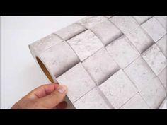 Revestimento adesivo Pedra Cubos - Savor Revestimentos