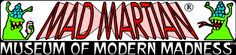 """Mad Martian Museum of Modern Madness. This online """"museum"""" includes the Eyeball Museum and Broccoli Man."""