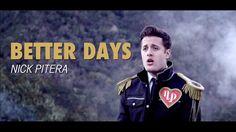 "Better Days - Nick Pitera - original single - Debut EP ""Stairwells"" out ..."