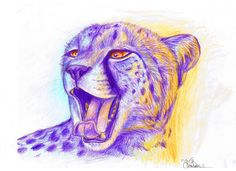 Why so blue? by Finchwing.deviantart.com on @DeviantArt