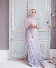 #purple #abaya #muslimah #dress #hijabi   Inayahc