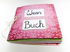 If book- a nice DIY gift idea for best friend .- Wenn Buch- eine schöne DIY Geschenkidee für die beste Freundin The If Book is the perfect DIY gift idea for your best friend. You can find ideas for sayings and the design here … - Diy Birthday, Birthday Gifts, Cute Gifts, Diy Gifts, Cadeau Design, Ideas Hogar, Holiday Break, Diy Presents, Diy Décoration