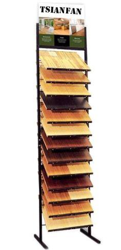 WD636 Metal Display Racks For Flooring Tiles