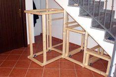 Home Ideas Diy Storage Under Stairs 49 Super Ideas Understairs Ideas DIY home Ideas stairs storage Super UnderstairsStorage Staircase Storage, Stair Storage, Cupboard Storage, Hidden Storage, Staircase Design, Diy Storage, Storage Ideas, Diy Understairs Storage, Under Stairs Cupboard