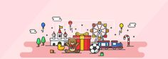 ILL187, 프리진, 일러스트, 쇼핑, 이벤트, 세일, 선물, 쿠폰, 쇼핑몰, 백화점, 사은품, 포인트, 할인, 이벤트데이, 5월, 가정의달, 오브젝트, 아이콘, 배경, 풍경, 식물, 나무, 구름, 풍선, 장난감, 동물, 오리, 새, 곰, 곰인형, 블럭, 축구공, 공, 선물상자, 상자, 리본, 성, 기차, 장난감기차, 사탕, 막대사탕, 관람열차, 놀이공원, 놀이기구, 어린이날, 어린이, 소년, 소녀, Castle,#유토이미지