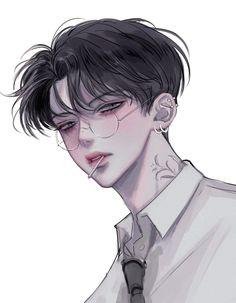 Cute Anime Boy, Anime Guys, Artist Names, Anime Art, Digital Art, Novels, Shit Happens, Anime Boys, Art Of Animation