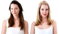 Из брюнетки в блондинку или осветление темных волос: 2 метода
