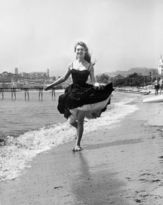 iviera, brigitte bardot, 1950s