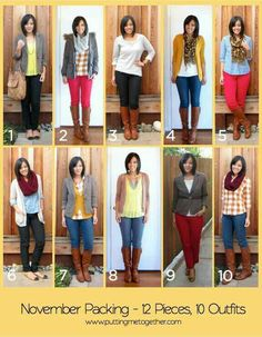 Casey- this lady has a very similar body type as you, check out more on her and how she wears things!