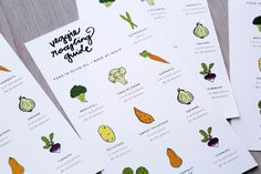 FREE printable How to roast PERFECT veggies everytime - and decorate while you do!! #newfoodtuesday