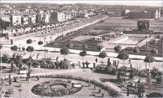 Eski Ankara - Kızılay bahçesi ve Güven Parkı, Atatürk Bulvarı 1937