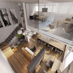 Conceito Interiores - Germano 508 - Smart - POA/RS/Brasil Projeto: Maena _ www.maena.com.br