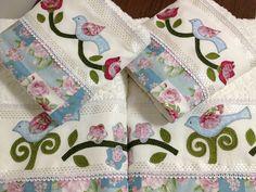 Jogo de toalhas 04 peças | Flickr - Photo Sharing!