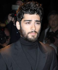 Zayn Malik Shaves Off His Beard, Breaks Our Hearts from InStyle.com