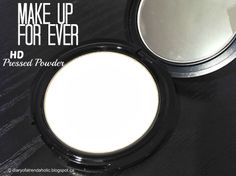 Check out the Make Up For Ever NEW HD translucent pressed powder. Great for touch-ups on the go to absorb oil, shine and beautifully set makeup. This powder is great at refreshing the look of your makeup throughout the day. #makeup