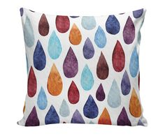 Capa de Almofada Rain Drops - 45x45cm   Westwing - Casa & Decoração