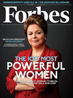 Forbes Dilma