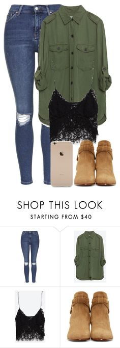 """""""✨"""" by welove1 ❤ liked on Polyvore featuring Topshop, Zara and Yves Saint Laurent"""