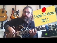 Cluster Like 7th Chords With Jens Larsen | Guitar Lessons @ Ultimate-Guitar.Com