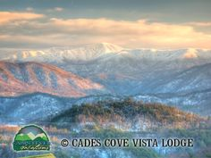 Cades Cove Vista Lodge offers one of the best 180 degree views of the Great Smoky Mountain National Park including Mt. LeConte. Enjoy an evening of fun in the Theater Room & Theater Loft with popcorn, drinks and your favorite NetFlix movie in surround sound.
