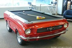 perfect pool table