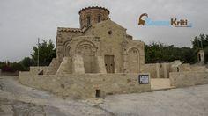 Άγιος Δημήτριος: Ένα βυζαντινό στολίδι του Ρεθύμνου