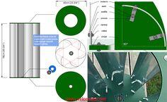 Ветрогенератор + мотор-колесо + инвертор