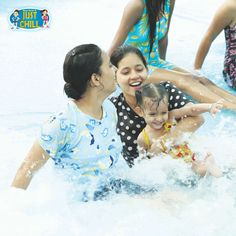 Go for fun with family #JustChillwaterpark