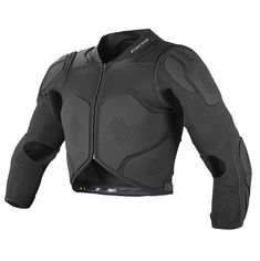 Buy your Dainese Rhyolite Soft Jacket - Body Protectors from Wiggle. Motorcycle Suit, Motorcycle Clothes, Biker Gear, Tactical Clothing, Tactical Gear, Superhero Design, Riding Gear, Body Armor, Leather Jacket
