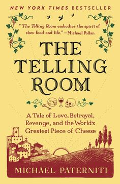 {WANT TO READ} The Telling Room by Michael Paterniti - a book I've been meaning to read: recommended by Anne Bogel #MMDchallenge #MMDreading