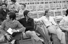 Valentino, Giancarlo Giammetti e Marisa Berenson, 1967