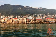 #Jounieh from the Sea #جونيه من البحر By Salma Samaha  #WeAreLebanon #Lebanon