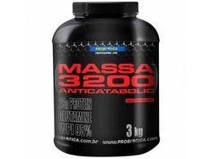 Massa 3200 Anticatabolic Chocolate 3Kg - Professional Line - Probiótica