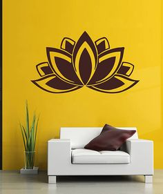Lower Price with Dctal Buddha Quotes Namaste Wall Decals Yoga Mandala Wall Stickers For Living Rooms Home Decor Yoga Lotus Art Mural Decoration Wall Stickers