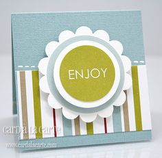 """mini gift card measuring 3"""" X 3"""", I have this to use up"""