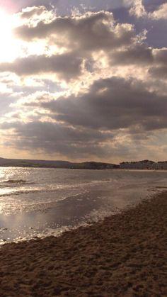Exmouth Beautiful Scenery, Devon, Live, Beach, Water, Outdoor, Gripe Water, Outdoors, The Beach