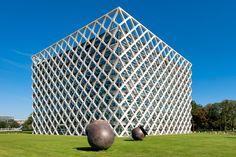 Atlas University, Wageningen -architect: Rafael Vinoly Architects