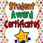 Each student we teach is special and unique in their own way. Reward your kiddos for their individuality, strengths and talents with these fun cert...