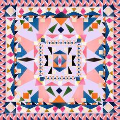 Featured Textile Designer: Sara Plantefève-Castryck