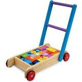 Marbel Wooden Blocks Walker A wooden walkerwhich features a sturdy walker fitted with 46 colourful pattern blocks, of which 6 blocks are function-plus blocks. Children will learn patterns recognitio (Barcode EAN = 8850714420630) http://www.comparestoreprices.co.uk/childs-toys/marbel-wooden-blocks-walker.asp